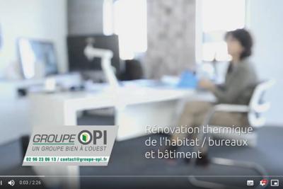 OPI : la rénovation thermique de votre logement - en vidéo